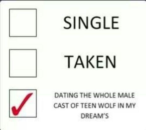 Teen wolf boys