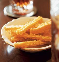 Trisha Yearwood's - Cheese Straws