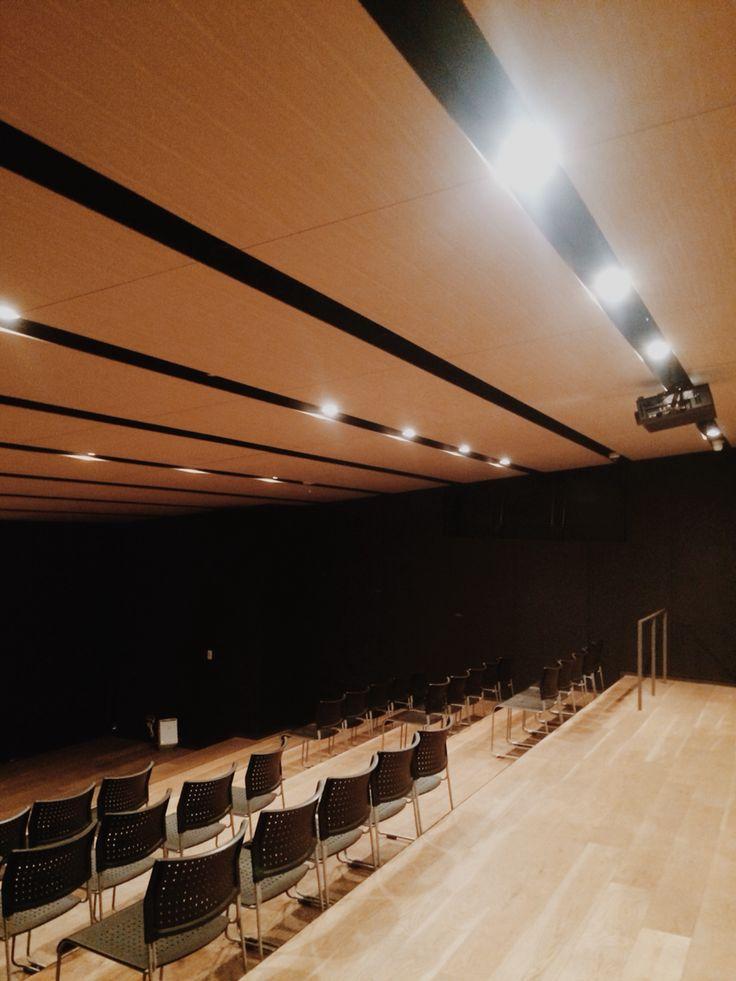 Theatre in Asakusa Cultural Centre