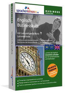 Business Englisch - Lernen Sie verhandlungsicheres Business-Englisch für Ihr Fortkommen im Beruf!