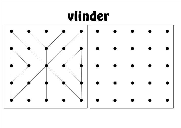 ruimtelijke orientatie, werkblad 2 - 4