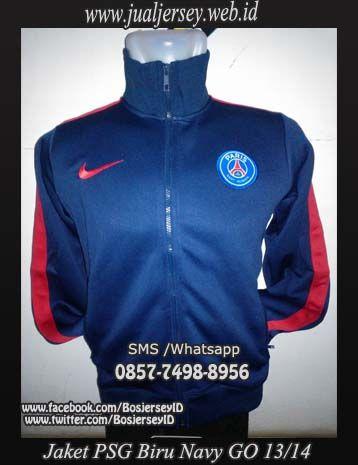 Jaket PSG Grade Ori 2013-2014 Terbaru & Termurah !!