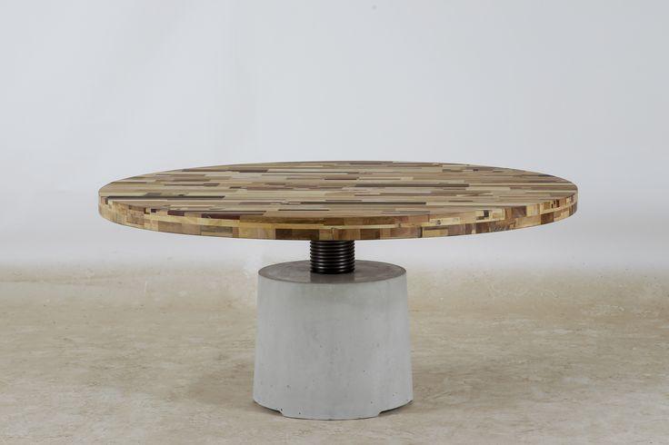 MACHO by Kees Marcelis - Herso   Circulaire houtbewerkers