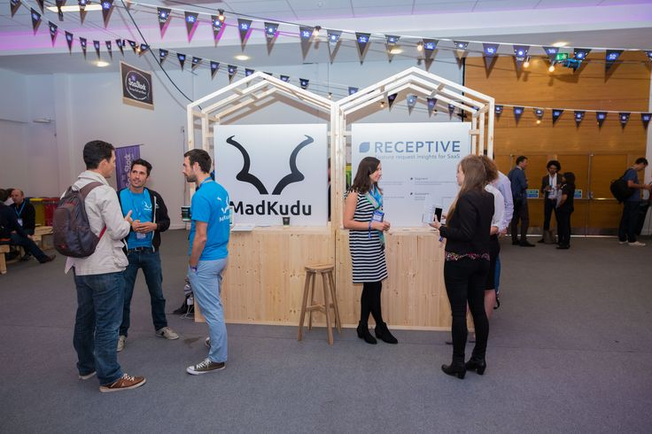 MadKudu and Receptive.io Startup Sponsors at SaaStock16