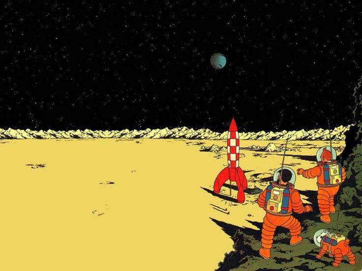 Tintin Wallpapers