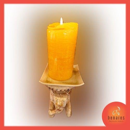Exclusivo candelabro elefante. #buda #importados #decorar #hogar #creativos #colombia #asia  #benares #historia #contemporanea #budismo #cultura #budista #medellín
