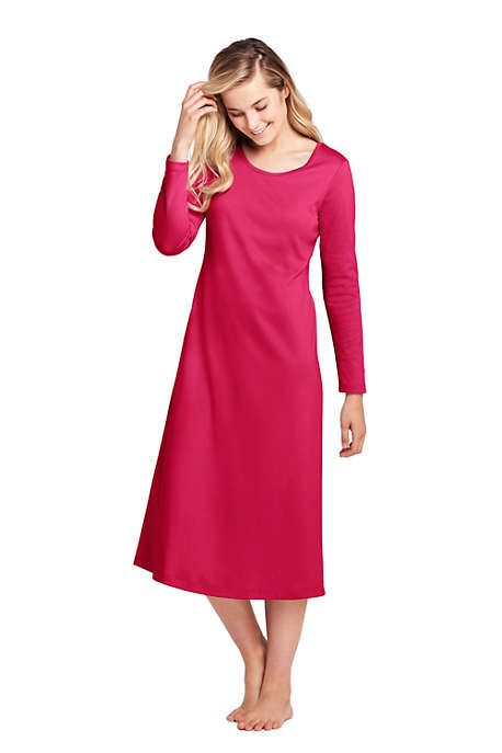 cccc1b7aac9 Women's Midcalf Supima Cotton Nightgown | present ideas - mom and ...