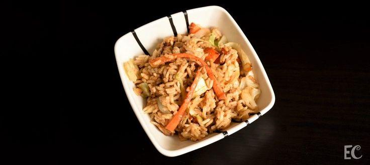 De-li-cio-so arroz tailandés con leche de coco. Mañana mismo le sigo dando vueltas a esta receta y me invento algo.