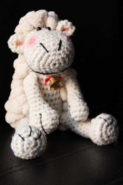 Zaplątane szydełko: Jest i owieczka