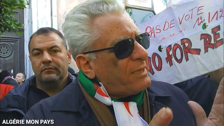 ALGÉRIE. Maître Bouchachi : تسقط شرعية الرئيس المنتخب. Le