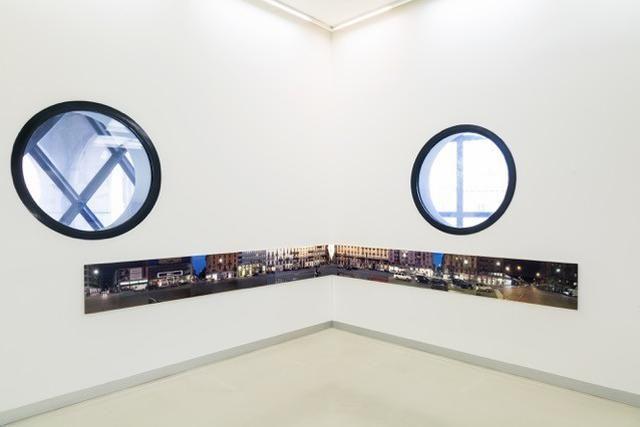Paola Di Bello, Milano Centro, installation view, 2016