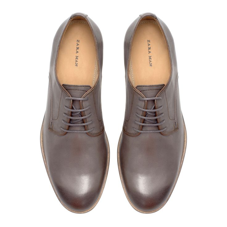 URBAN BLUCHER - Shoes - Man   ZARA United States
