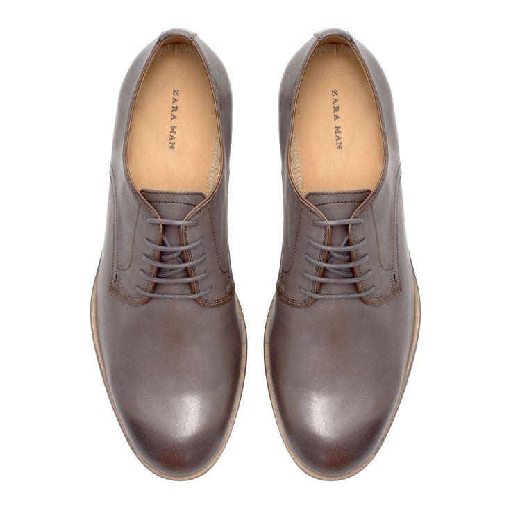 URBAN BLUCHER - Shoes - Man | ZARA United States