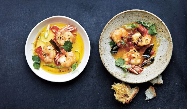 Amandip Uppal shares her prawn recipes with Vogue Living, from her new book Indian Made Easy.
