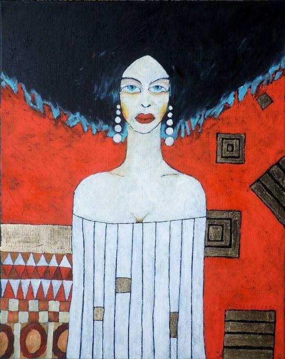 Catawiki online auction house: Miroslaw Hajnos - Liliane