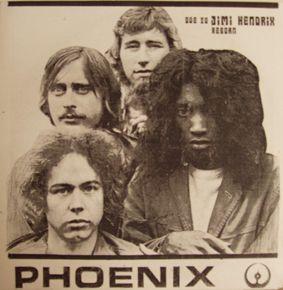 Phoenix - Assen/Drenthe - 1e single