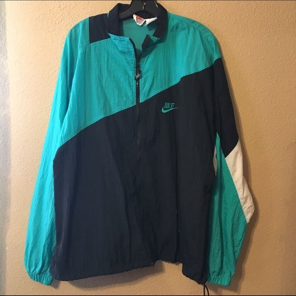 I just added this to my closet on Poshmark: Nike vintage retro windbreaker…