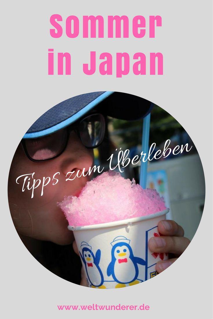 Sommer in Japan - das ist nicht unbedingt die beste Reisezeit. Mit unseren Tipps aber doch!