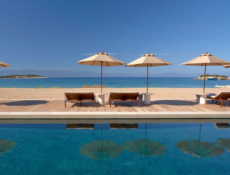 Europe Romantic Escapes Guide: Amanzoe in Greece