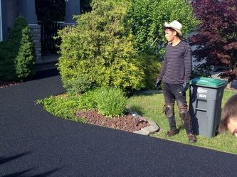 Rubber Paving photos - Rubber Paving- Green Tech Resurfacing Ltd.