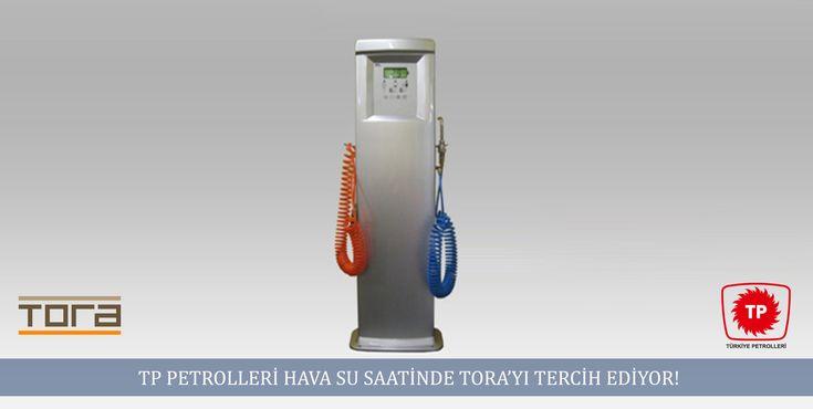 Tora Petrol, TP Petrol tarafından düzenlenen Hava Su Saati İhalesini Kazandı. Kullanılan PCL marka hava su saatleri 70 yıllık bir tecrübenin ürünüdür. PCL hava su saati markasının Türkiye distribütörü olan Tora Petrol 10 yılı aşkın süredir 4,000 üzerinde hava su saatini tüm akaryakıt ana dağıtım firmalarına tedarik etmiştir. Bilgi İçin; http://goo.gl/qPM9R3