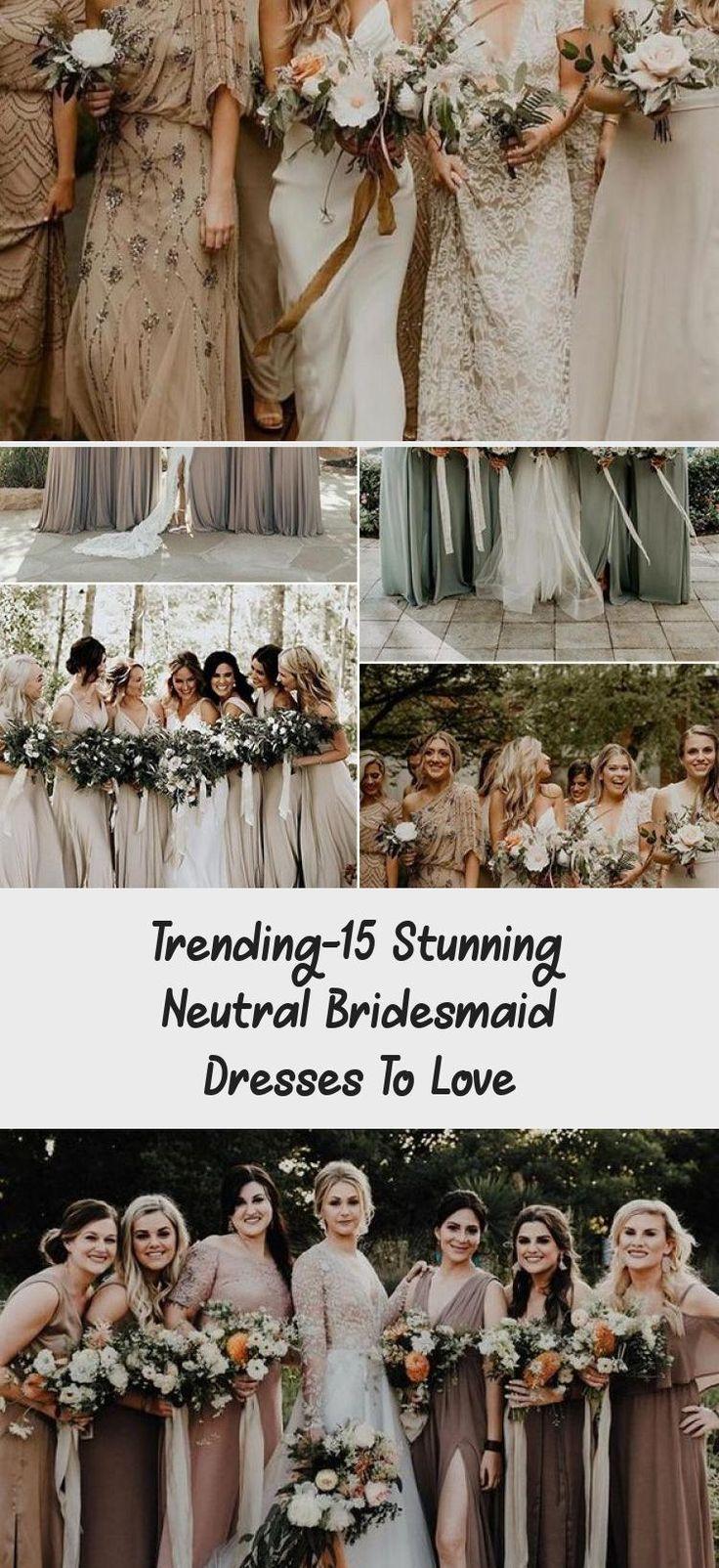 neutral champagne bridesmaid dresses #obde #weddingideas2019 #AfricanBridesmaidDresses #BridesmaidDressesNavy #RedBridesmaidDresses #BridesmaidDressesCountry #BridesmaidDressesMint