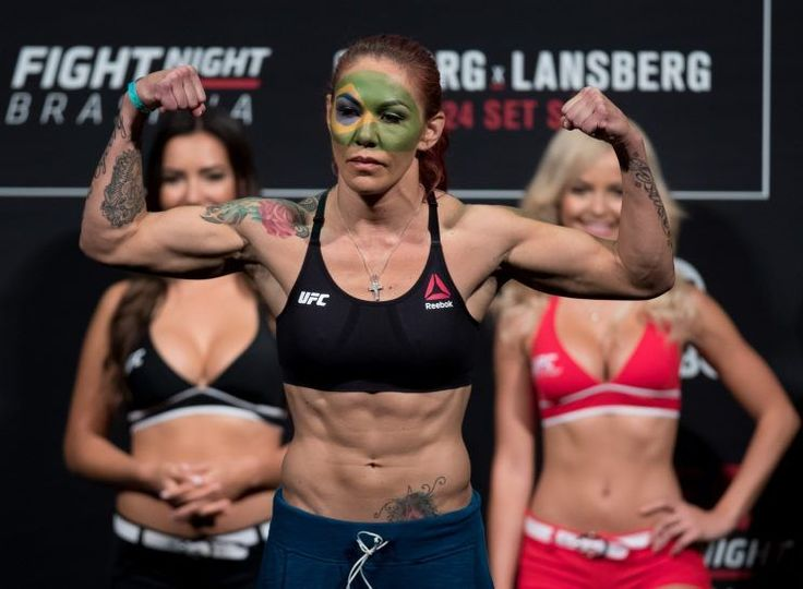 "Cristiane ""Cyborg"" Justino – Another Doping Conviction - https://planetsupplement.com/cristiane-cyborg-justino-another-doping-conviction/"