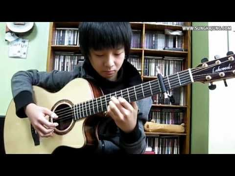 My Heart Will Go On Guitar Cover By Sungha Jung Genius