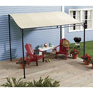 Sunshade Awning Gazebo from Ginny's ®