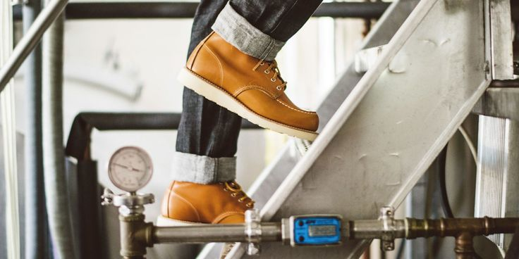 Red Wing Just Made Your Favorite Fall Boots - Red Wing Irish Setter Boot Launch