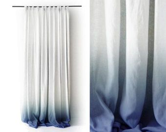 les 25 meilleures id es de la cat gorie rideaux dip dye. Black Bedroom Furniture Sets. Home Design Ideas