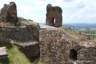 Na zříceninu hradu Lichnice a vyhlídku Dívčí kámen - výlet z Třemošnice - Podhradí na zříceninu hradu Lichnice a vyhlídku Dívčí kámen.