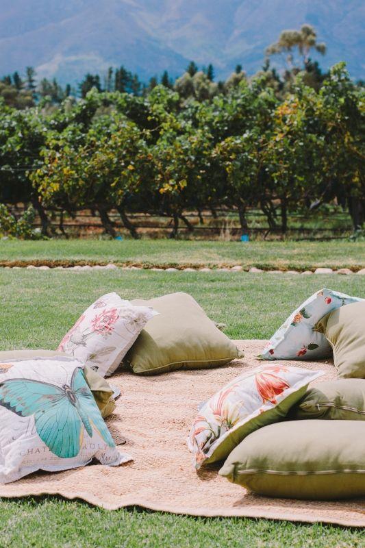 #predrinks #lounging #picnicsetup