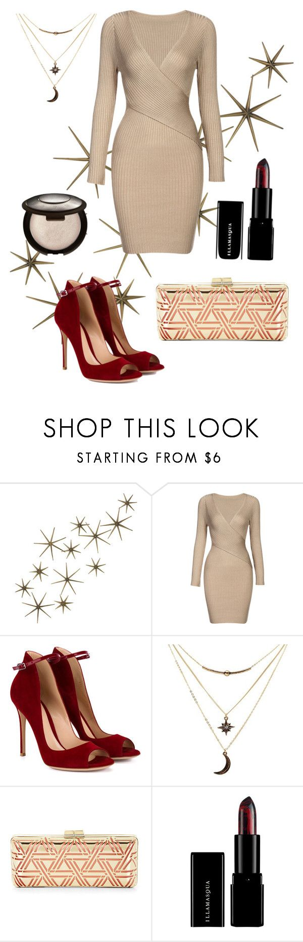 """""""Your National Anthem"""" by newborderline on Polyvore featuring Global Views, Gianvito Rossi, Charlotte Russe and BCBGMAXAZRIA"""