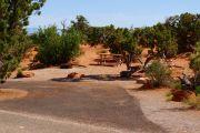 Campsite Details - 012, DEVILS GARDEN CAMPGROUND, UT