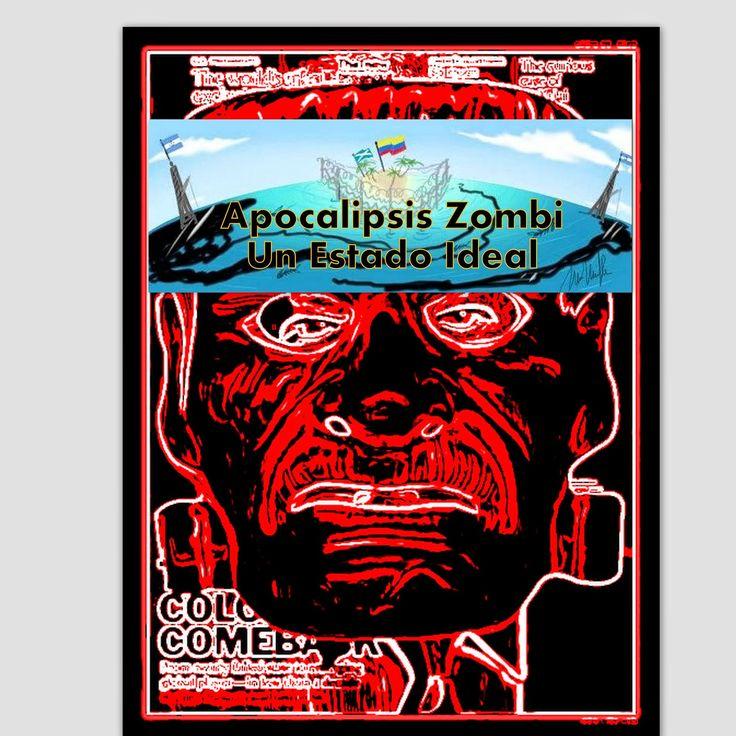 Vía Moda Política : Apocalipsis Zombie ,Un Estado Ideal