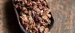 Cinnamon-Honey Granola - #cinnamon #granola #honey - #new - #cinnamon