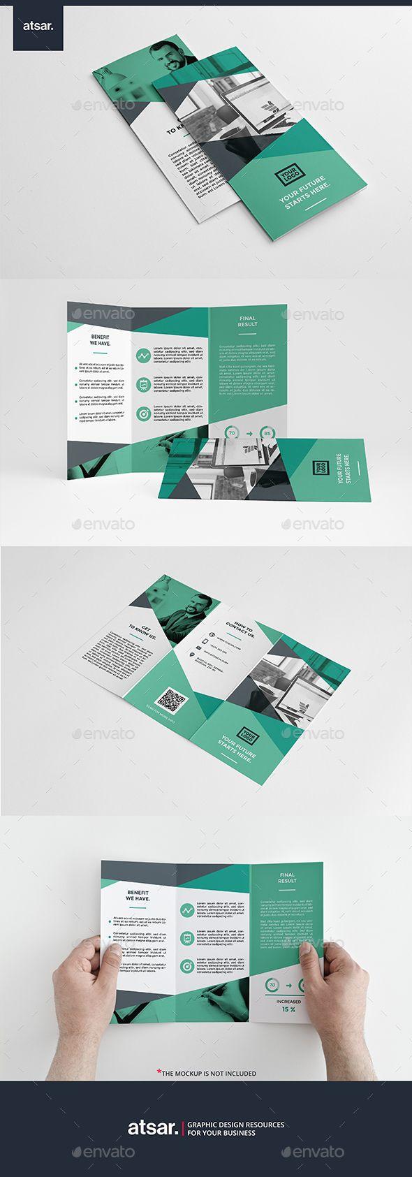 Toscia Trifold Brochure Template InDesign INDD #design Download: http://graphicriver.net/item/toscia-trifold-brochure/13570643?ref=ksioks