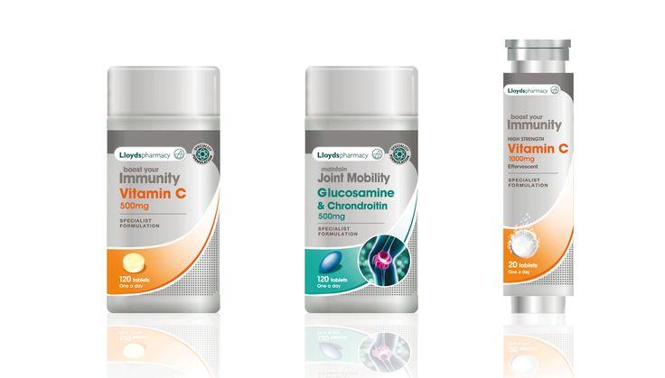 Lloyds Pharmacy - Vitamins Premium