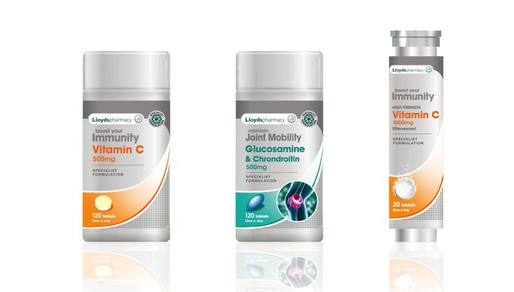 Lloyds Pharmacy - Vitamins Premium