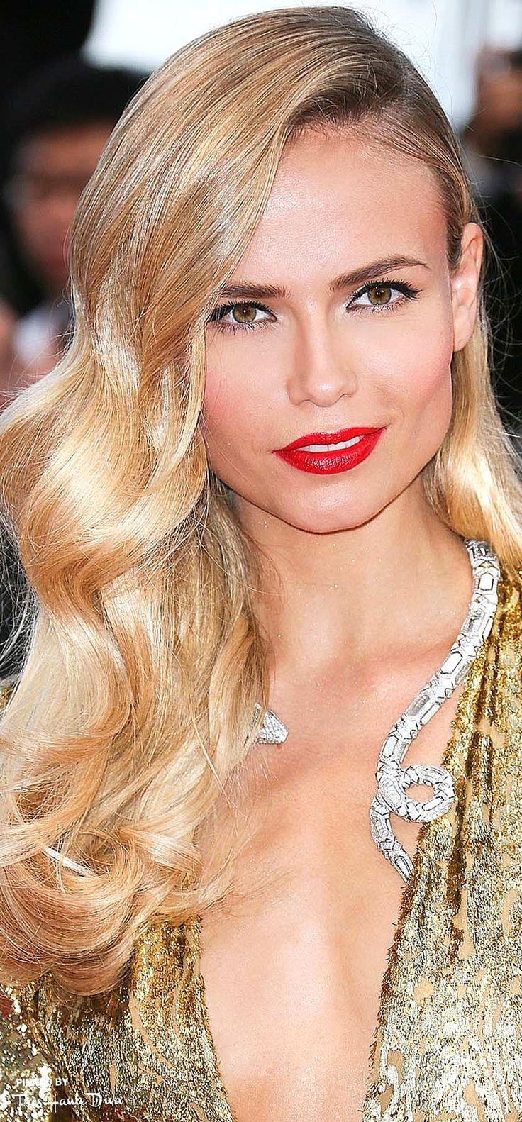 #Natasha #Poly  ♔ Cannes Film Festival 2015 Red Carpet ♔ Très Haute Diva ♔