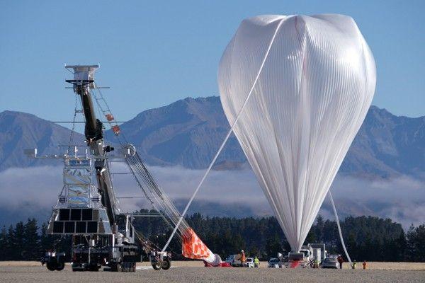 NASA LUNCURKAN BALON SUPER UNTUK KUMPULKAN DATA ANGKASA