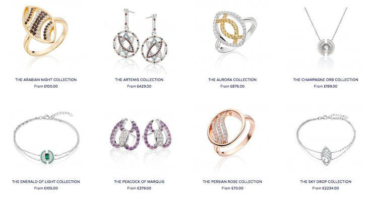 All our collections are designed and handcrafted in our #London studio 👉 www.shardsoflondon.com/collections 🇬🇧  #Jewellery