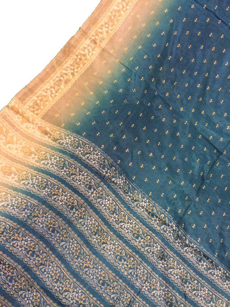 Free Shipping Antique Vintage Sari Drape 5 Yard Wrap Sarong Saree Art Silk Printed Fabric Craft Decor Women Used Sari ASS1005 by vintagemartindia on Etsy https://www.etsy.com/au/listing/276849990/free-shipping-antique-vintage-sari-drape