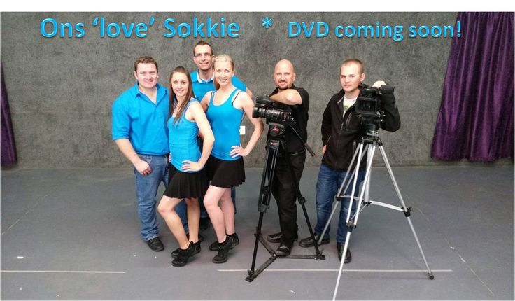 Kom leer Sokkie saam met Dancesation! DVD coming soon :)  in the meantime - check out our free youtube crash course: https://www.youtube.com/watch?v=dchbOf08kf0