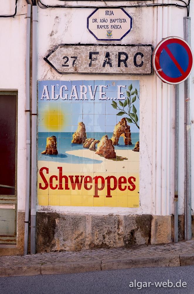 Algarve...e Schweppes #schweppes #algarve #portugal