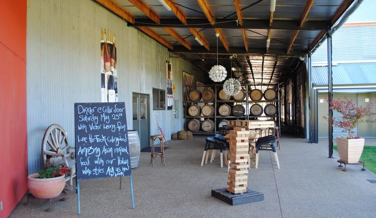 Pizzini Winery, King Valley