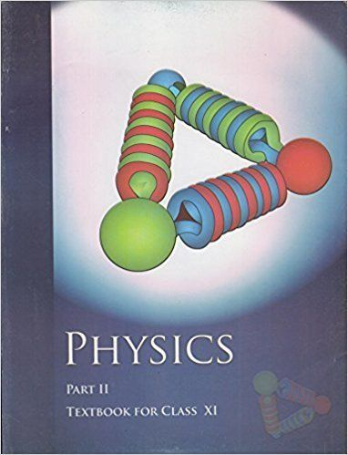 Physics Textbook Part - 2 for Class - 11 - Used, Second hand book at lowest prices online pustakkosh.com, 95.00INR
