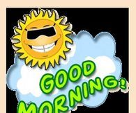 Smiling Good Morning Sun