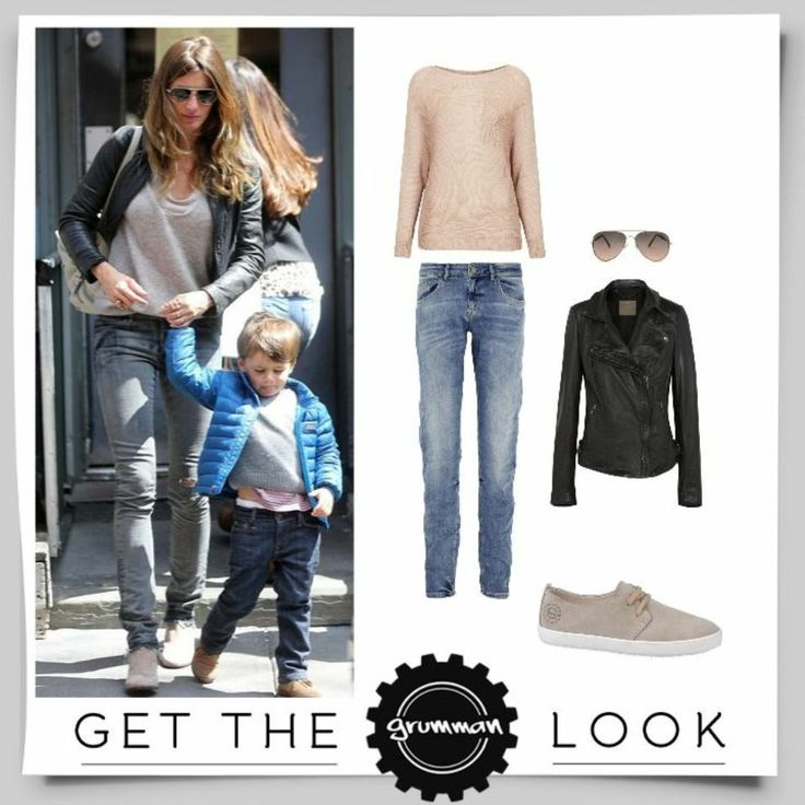 Get the Gruumman Look: Επέλεξε να φορέσεις ένα outfit που θα σε κάνει να νιώθεις άνετη, όμορφη και θηλυκή! #GrummanLook